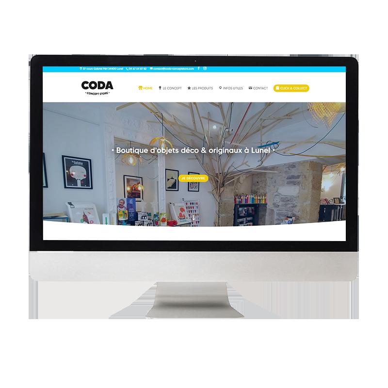 coda concept store